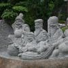 香勝寺 七福神