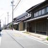 旧東海道町並み