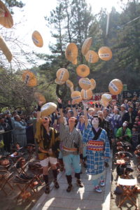 石松供養法要祭